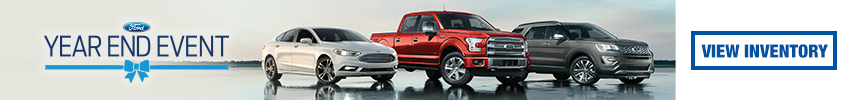 Ford Year End Event - Sale