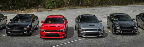 2016 Dodge Charger Trims