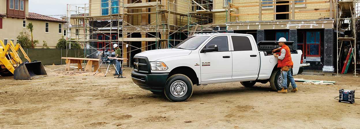 2016 Dodge Work Trucks