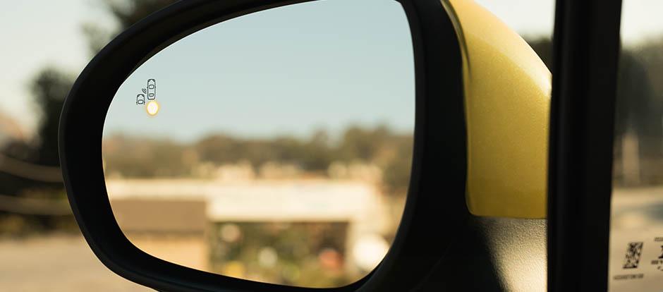 2016 Fiat 500 Safety