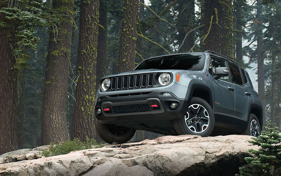 2016 Jeep Renegade Safety the 2016 jeep renegade brings off road power to calgary, vancouver Yellow Jeep Renegade Accessories at aneh.co