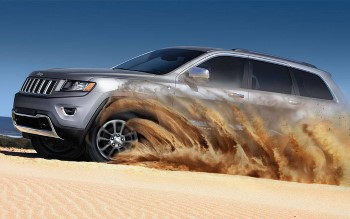 2016 Jeep Grand Cherokee Main