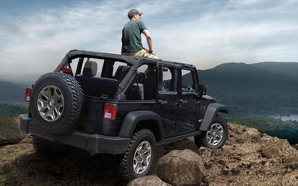 2016 Jeep Wrangler Exterior