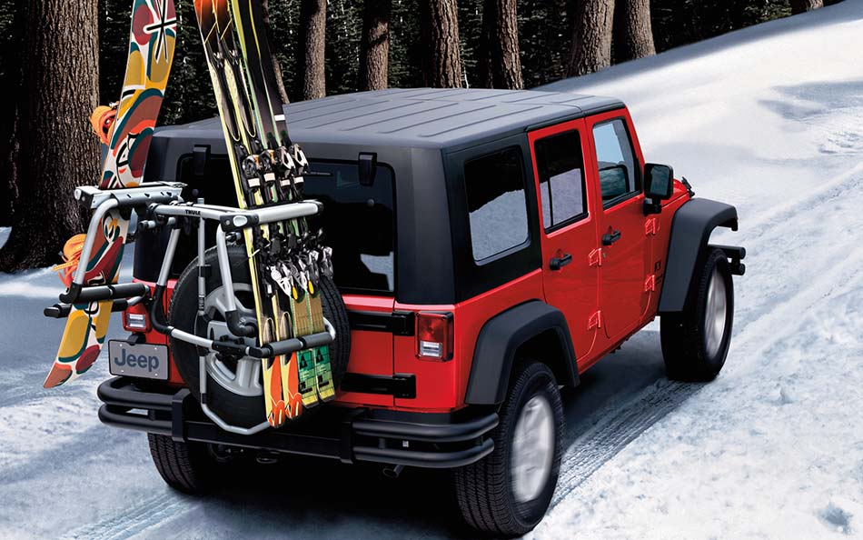 2016 Jeep Wrangler Unlimited I Product Information I