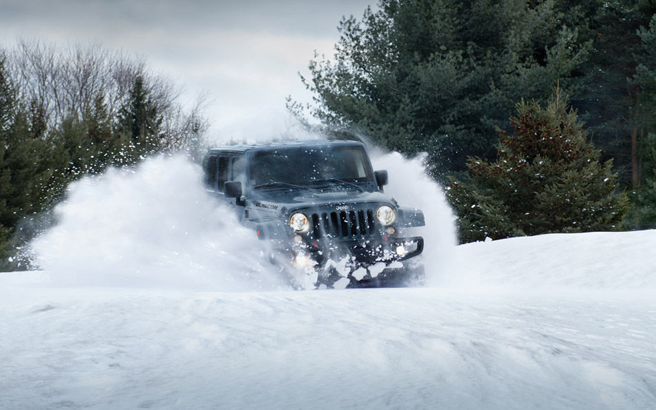 2016 Jeep Wrangler Unlimted Main