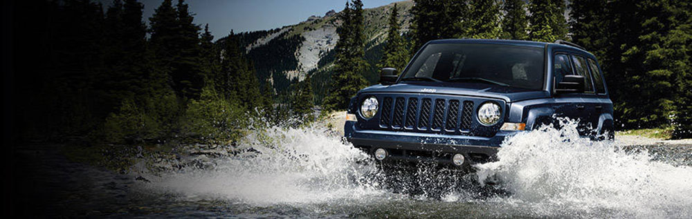 2016 Jeep Patriot Capability