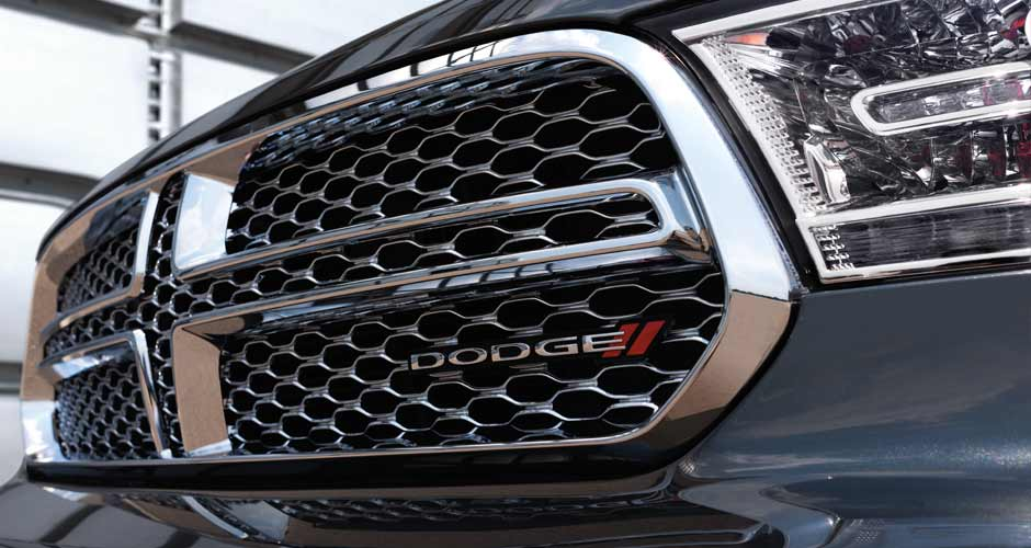 2016 Dodge Durango Exterior