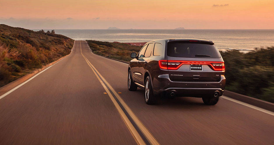 2016 Dodge Durango Performance