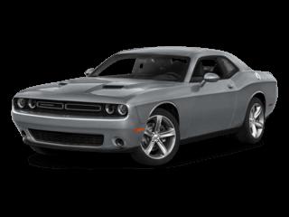 2016 Dodge Challenger light grey exterior