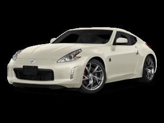 2016 Nissan 370Z white exterior model