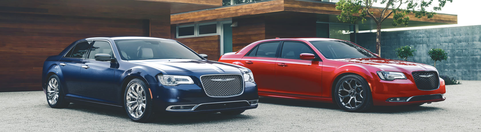 chrysler 300 lineup