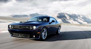 2016 Dodge Challenger black