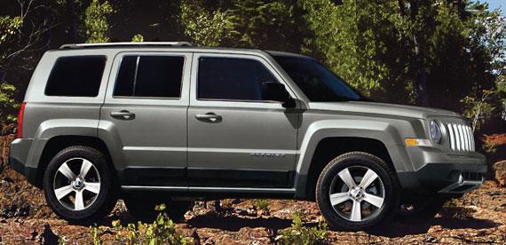 Jeep Patriot for Sale Edmonton