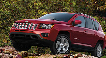 2017 Jeep Compass Edmonton