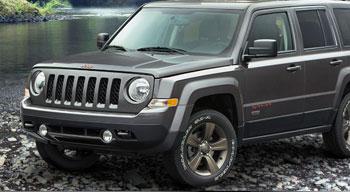 2017 Jeep patroit Edmonton