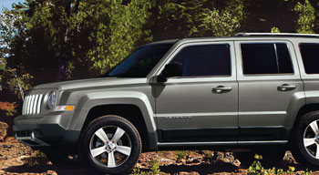 2017 Jeep patriot Edmonton