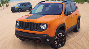 2017 Jeep Renegade Edmonton