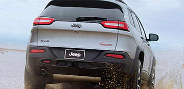 Finance Options for Jeep Cars