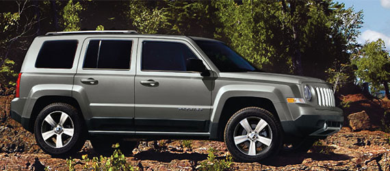 Buy Jeep Patriot