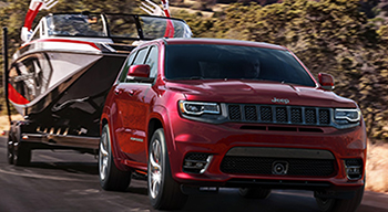2017 Jeep Grand Cherokee Edmonton