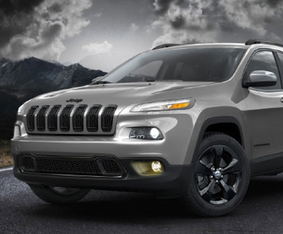 Jeep Cherokee Financing