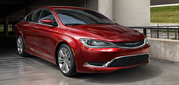 Chrysler 200 Edmonton