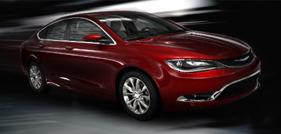New Chrysler 200