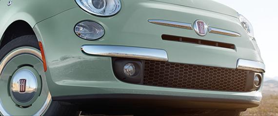 Fiat 500 Edmonton