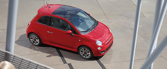 New Fiat 500 for Sale