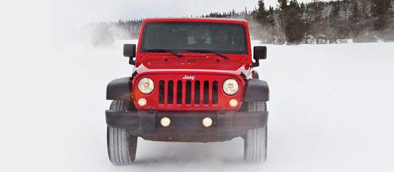 Edmonton Jeep Wrangler