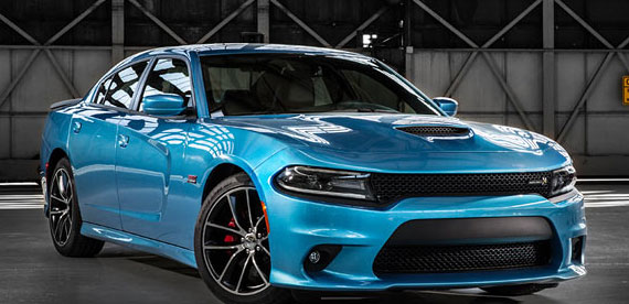 Dodge Charger Edmonton