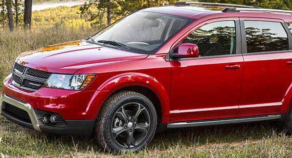 dodge journey edmonton, 2017 se