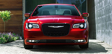 Chrysler new cars
