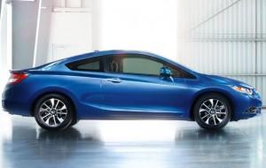 2013 Honda Civic Coupe 6