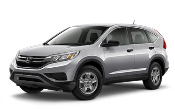 2015 Honda CR-V 2WD LX