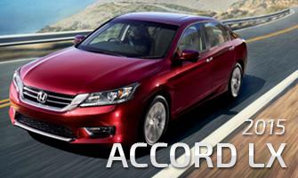 2015 Honda Accord Thumbnail