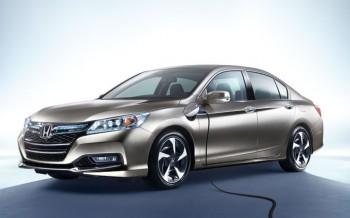 2014 Honda Accord Plug In