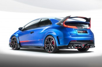While The Civic And Its Sport Tuned Civic Si Are Fast, Those Released  Reports Are For The New 2015 Honda Civic Type R, Which Is Set To Make Its  Debut At The ...