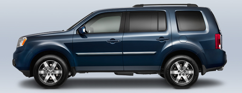The 2015 Honda Pilot Pictures Are The Second Best Way To See Its Unique  Sense Of Design, But We Really Think You Should Make The Trip To A Detroit  Area ...