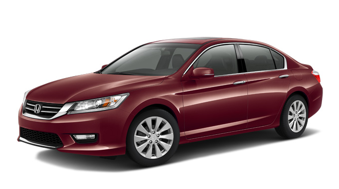 2015-Accord EX-L Sedan