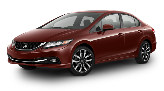 2015 Civic EX-L