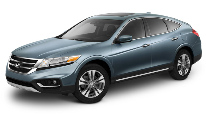 2015 Crosstour EX-L V6 with Navigation