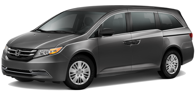 2016-Honda-Odyssey-LX