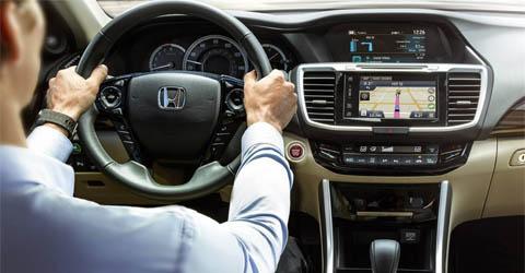 Honda Accord Navigation