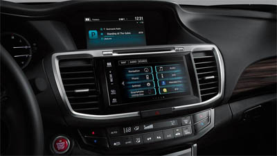 2016 Honda Accord Bluetooth Handsfree