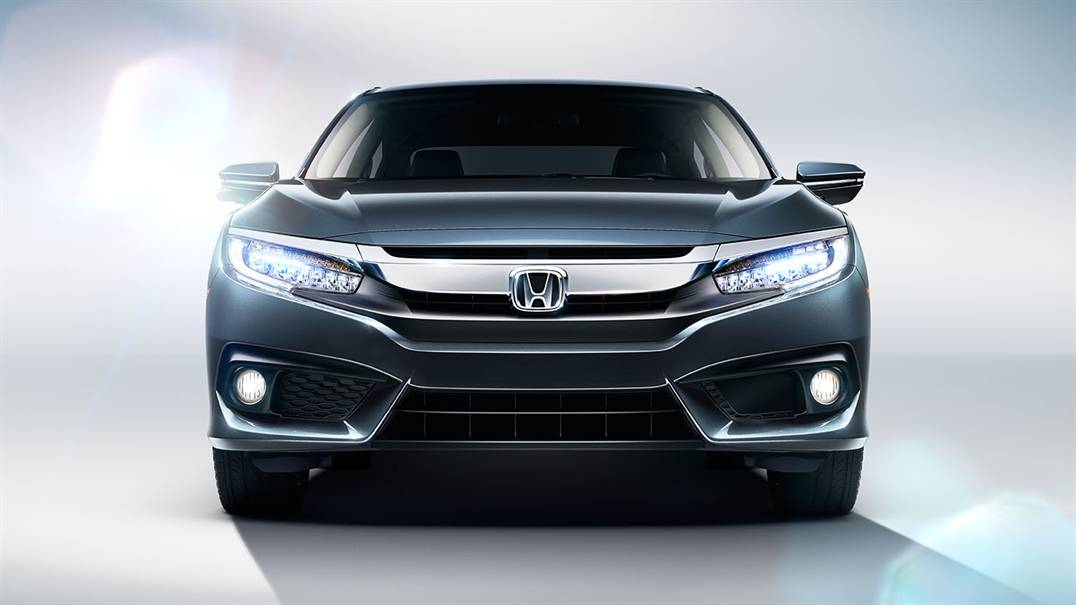 Honda Civic Headlights