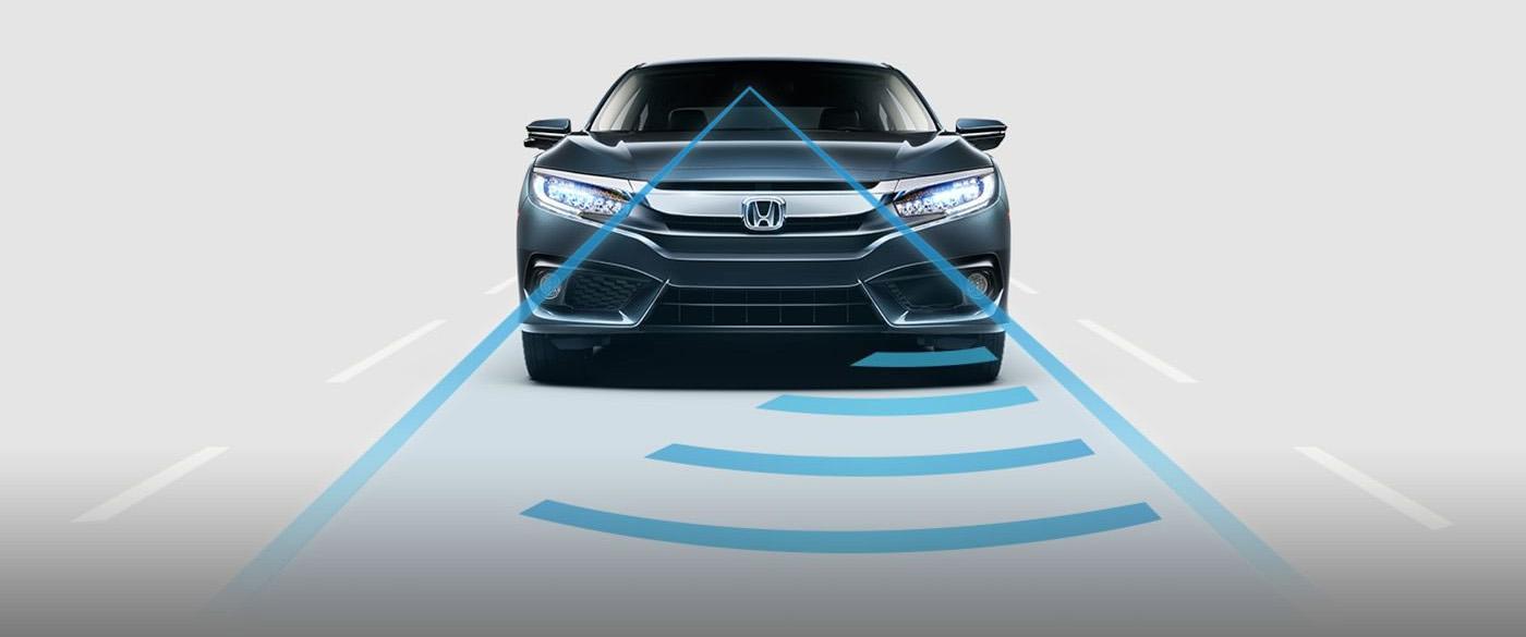 Honda Civic Honda Sensing