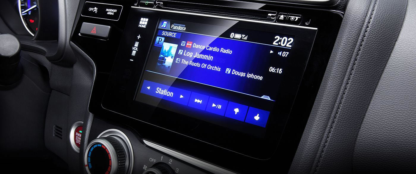 Honda Fit Stereo Options