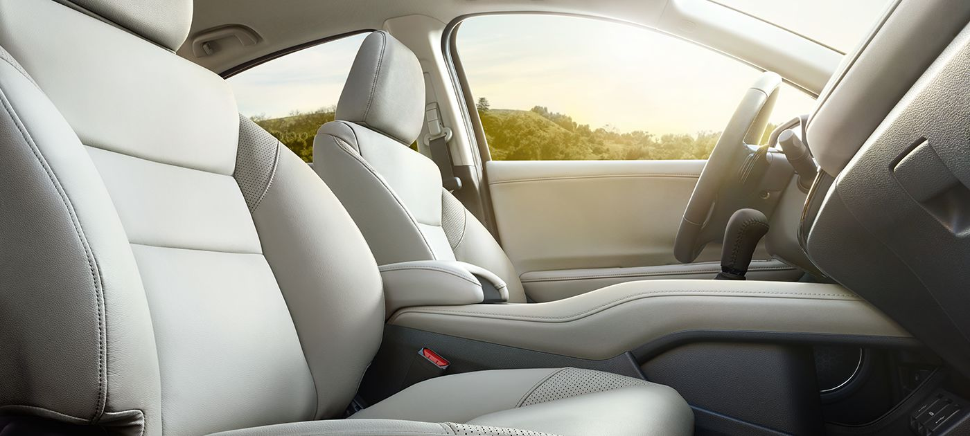 Honda HR-V Interior Front Seating