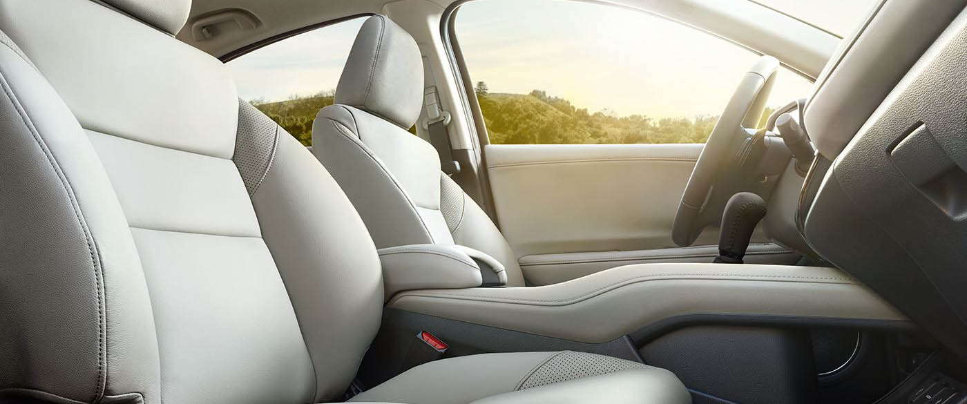 Honda HR-V Interior Front Seating
